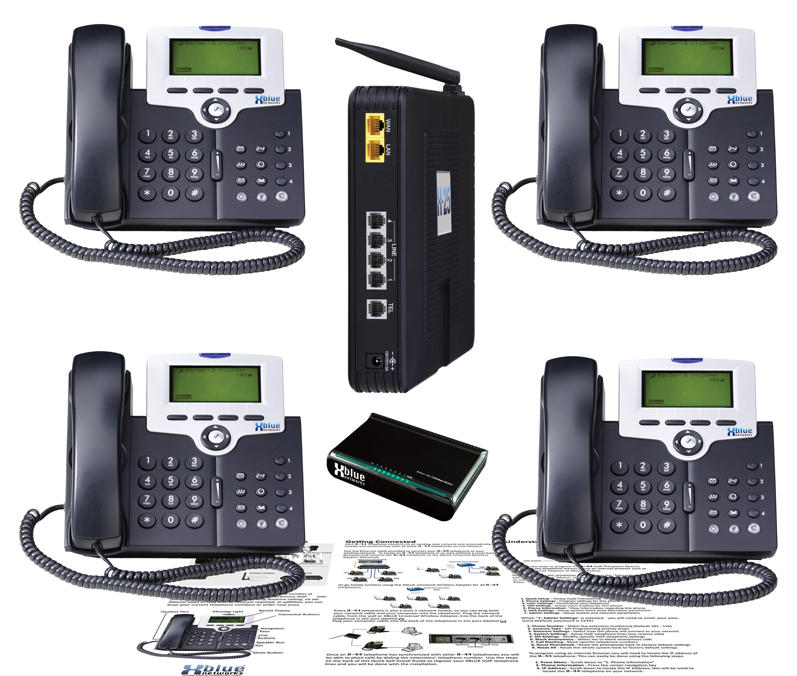 VoIP phone systems in Vaughan