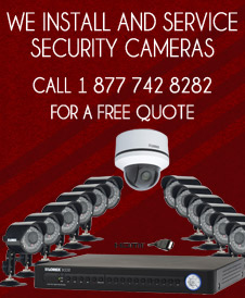 Surveillance Systems and Security Cameras